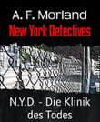 """Buch in der Ähnliche Bücher wie """"N.Y.D. - Abserviert von zarter Hand (New York Detectives): Cassiopeiapress Spannung"""" - Wer dieses Buch mag, mag auch... Liste"""