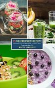 99 Vollwertkost-Rezepte: Clean Eating mit Mangold, Quinoa, Chili, Avocado und Co.