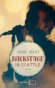 Backstage in Seattle