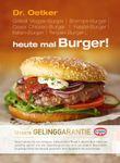 Heute mal Burger