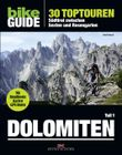 BIKE Guide Dolomiten (Band 1)