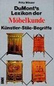 DuMonts Lexikon der Möbelkunde