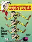 Lucky Luke, Bd.17, Die Daltons brechen aus