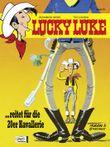 Lucky Luke / ... reitet für die 20er Kavallerie