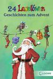 24 Leselöwen-Geschichten zum Advent