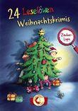 24 Leselöwen-Weihnachtskrimis