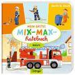Mein erstes Mix-Max-Ratebuch Berufe