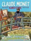 Kunst-Comic Claude Monet