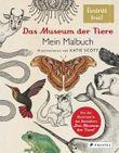 Das Museum der Tiere. Mein Malbuch
