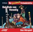 Die Baadingoo Feriendetektive: Der Dieb von Venedig (Audio-CD)