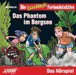 Die Baadingoo Feriendetektive: Das Phantom im Bergsee (Audio CD)