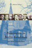 """Buch in der Ähnliche Bücher wie """"Prominente in Berlin-Lichterfelde"""" - Wer dieses Buch mag, mag auch... Liste"""