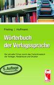 Wörterbuch der Verlagssprache