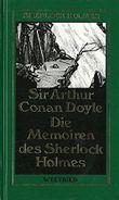 Die Memoiren des Sherlock Holmes - Sherlock Holmes Werkausgabe - Erzählungen 2