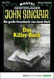 John Sinclair - Folge 1833: Das Killer-Buch