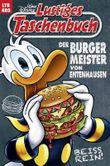 Lustiges Taschenbuch Nr. 480: Der Burgermeister von Entenhausen