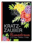 Kratzzauber Blumentraum