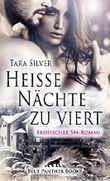 Heiße Nächte zu viert | Erotischer SM-Roman: Eifersucht, nackte Haut und eine SM-Orgie ... (Tara Silver Romane 1)