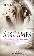 SexGames - 9 Erotische Geschichten