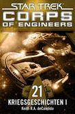 Star Trek - Corps of Engineers 21: Kriegsgeschichten 1