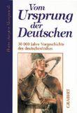 Vom Ursprung der Deutschen