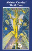 Original Aleister Crowley Thoth Tarot Standard