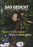 Das Gedicht. Zeitschrift /Jahrbuch für Lyrik, Essay und Kritik / DAS GEDICHT Bd. 21. Zeitschrift für Lyrik, Essay und Kritik