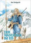 Der Wanderer im Eis