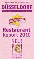 Marcellino's Restaurant Report Düsseldorf 2010 - Edition Pink-Champagne