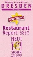Marcellino's Restaurant Report Dresden 2010/2011 - Edition Pink-Champagne
