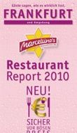 Marcellino's Restaurant Report Frankfurt 2010 - Edition Pink-Champagne