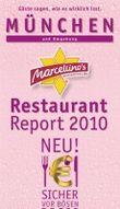 Marcellino's Restaurant Report München 2010 - Edition Pink-Champagne
