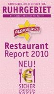 Marcellino's Restaurant Report Ruhrgebiet 2010 - Edition Pink-Champagne