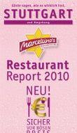 Marcellino's Restaurant Report Stuttgart 2010 - Edition Pink-Champagne