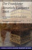 Der Frankfurter literarische Lustgarten
