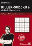 Killer-Sudoku 6 – einfach bis extrem