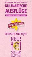 Marcellino's Restaurant Report Kulinarische Ausflüge Deutschland 2010/2011