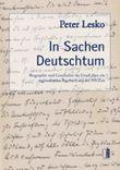 In Sachen Deutschtum