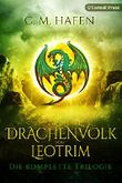 Das Drachenvolk von Leotrim: Die komplette Trilogie