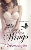 She flies with her own wings: Erotischer Liebesroman