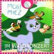Kätzchen Molli-Miez im Waldkonzert