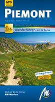 Piemont MM-Wandern Wanderführer Michael Müller Verlag