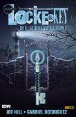 Locke & Key, Band 3: Die Schattenkrone