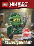 LEGO® NINJAGO®. Mein Hausaufgabenheft