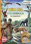 SCHLEICH® Wild Life™ Stickerbuch für Abenteurer
