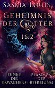 Geheimnis der Götter E-Book Bundle (Fantasy, Liebe, Abenteuer): Band 1 und 2 in einem E-Book