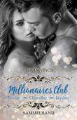 Sammelband Millionaires Club – Tristan | Chandler | Jayden