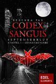 Codex Sanguis - Gesamtausgabe Staffel 1: Septemberblut