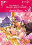 Virgin for the Billionaire's Taking: Harlequin comics (English Edition)