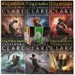 Cassandra Clare Collection Mortal Instruments 6 Books Bundle Gift Wrapped Slipcase Specially For You